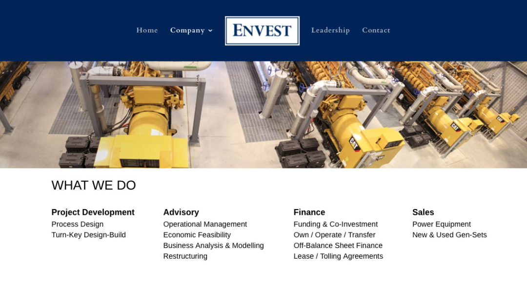 Envest Corp Flow Through Share Transaction