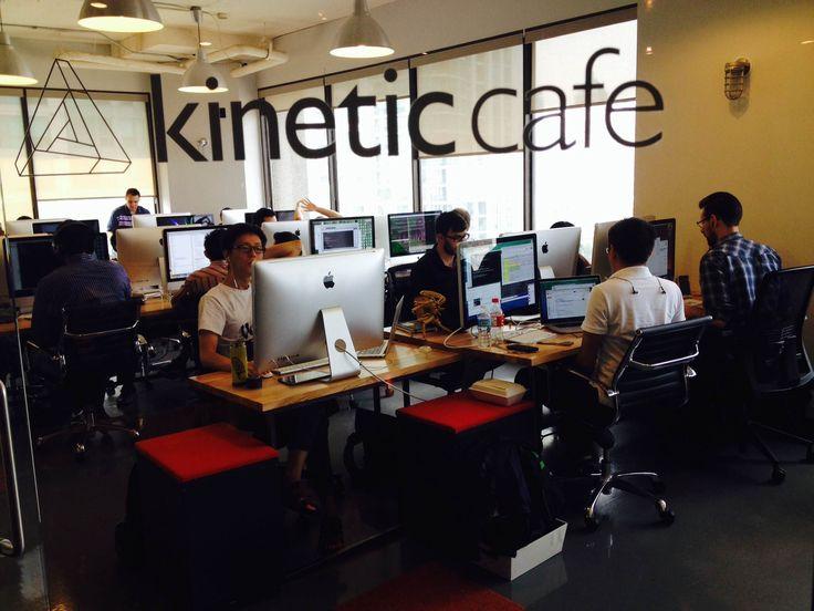Kinetic Café Financing Transaction